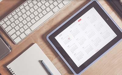 календарь для планирования