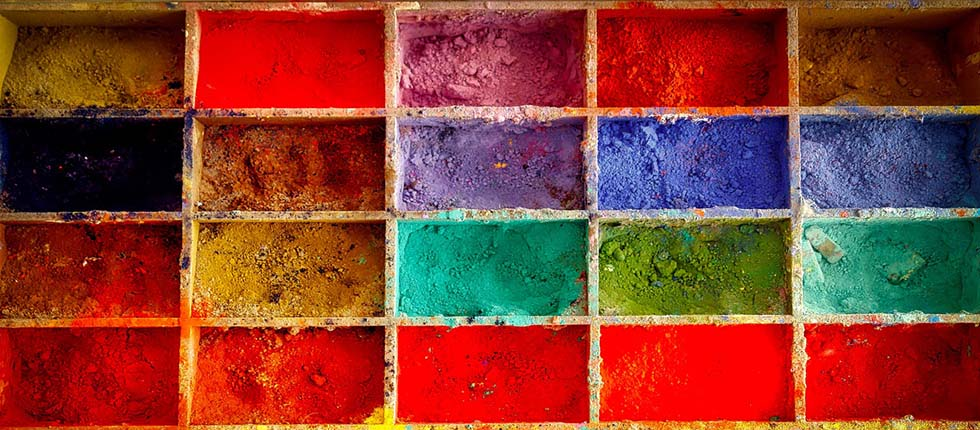 С помощью какой программы определить код цвета?